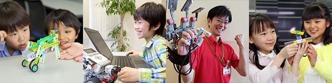 栄光ロボットアカデミーのプログラミング